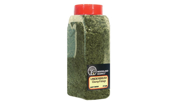 Woodland Scenics WFC1635 Light Green Underbush Shaker
