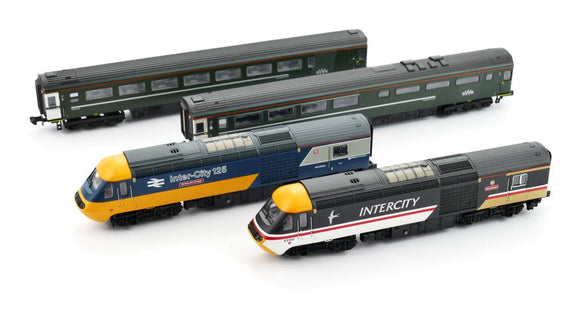 Gaugemaster Collection GM2210302 N Gauge HST Set 43002/185 GWR Final Days