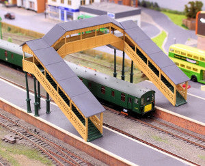 Gaugemaster GM403 Fordhampton Footbridge OO Scale Plastic Kit