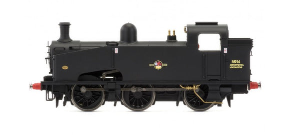 Hornby R3406 BR(ex-LNER) J50 Class 0-6-0T Departmental No. 14 Late BR