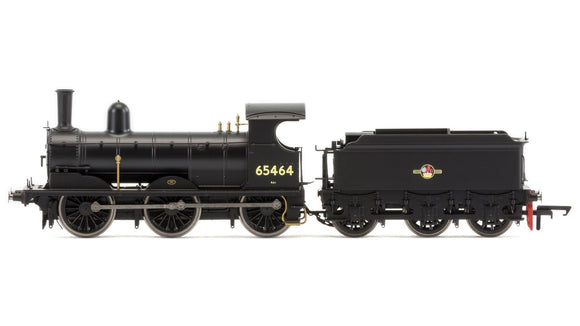 Hornby R3416 BR(ex-LNER) J15 Class 0-6-0 No.65464 BR Black Late Crest