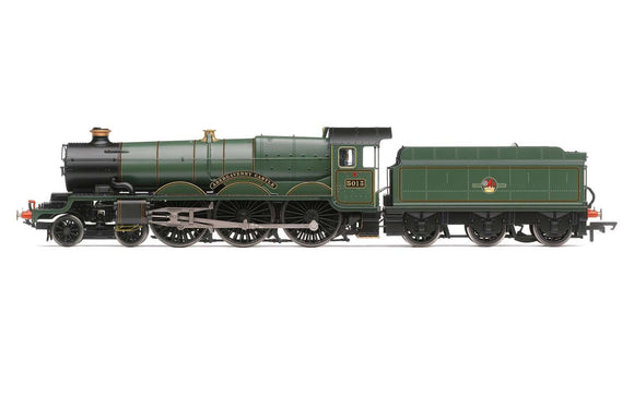 Hornby R3619 BR(ex-GWR) Castle Class 4-6-0 No.5013 'Abergavenny Castle'