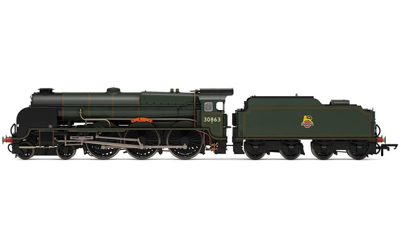 Hornby R3635 BR(ex-SR) Lord Nelson Class 4-6-0 No.30863 'Lord Rodney'