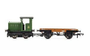 Hornby R3706 Ruston & Hornsby 48DS, Army 802