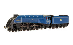 Hornby R3737 A4 60022 Mallard BR Blue Early Emblem