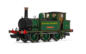 Hornby R3848 Transitional BR 'Terrier' 0-6-0T No.13 'Carisbrooke'