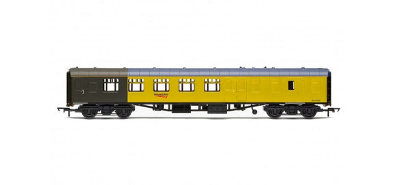 Hornby R4994 Network Rail Ex-BR Mk1 Structure Gauging Train Driving & Instrumentation Vehicle 975081