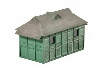 Wills SS11 Taxi Mens Rest Hut OO Scale Plastic Kit