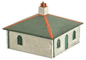 Wills SS39 Crossing Keepers Cottage Or Tollgate Cottage OO Scale Plastic Kit