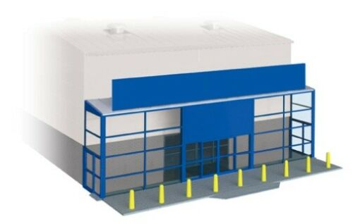 Wills Modern SSM310 Supermarket Frontage Kit OO Scale Plastic Kit