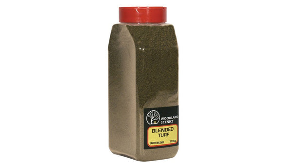 Woodland Scenics WT1350 Earth Blend Blended Turf Shaker