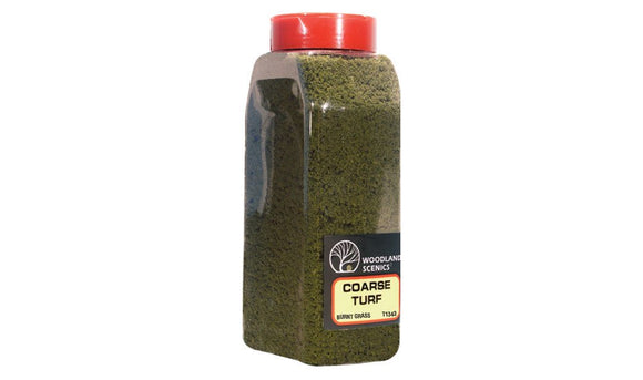 Woodland Scenics WT1362 Burnt Grass Coarse Turf Shaker