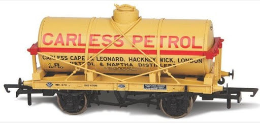 Oxford Rail 76TK2002 12T Tank Wagon Careless Neptha No.10