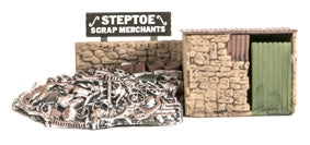 Wills SS40 Scrapyard OO Scale Plastic Kit