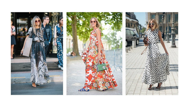 Dreaming of warmer days? Here is why we love Maxi Dresses!