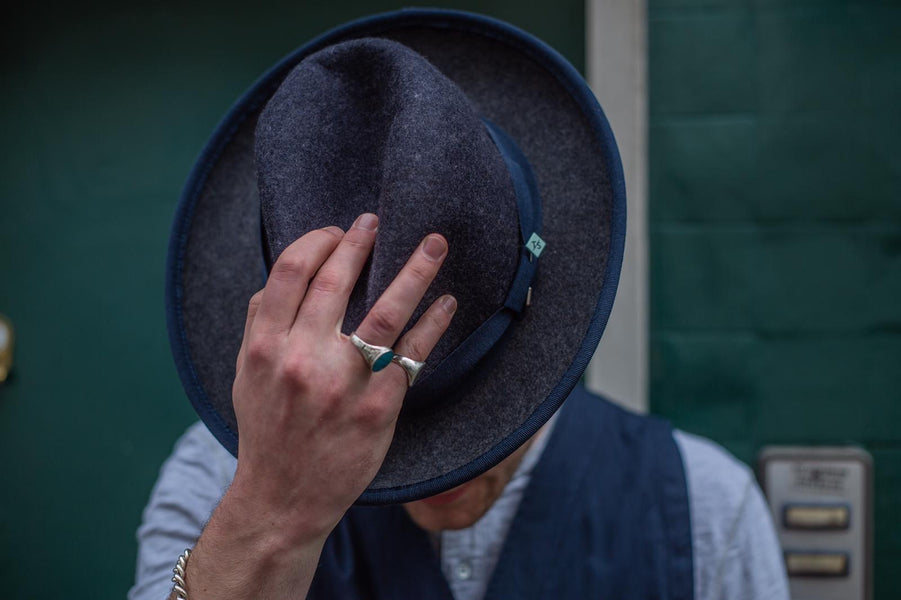 The Tom Smarte Guide to the Fedora Hat
