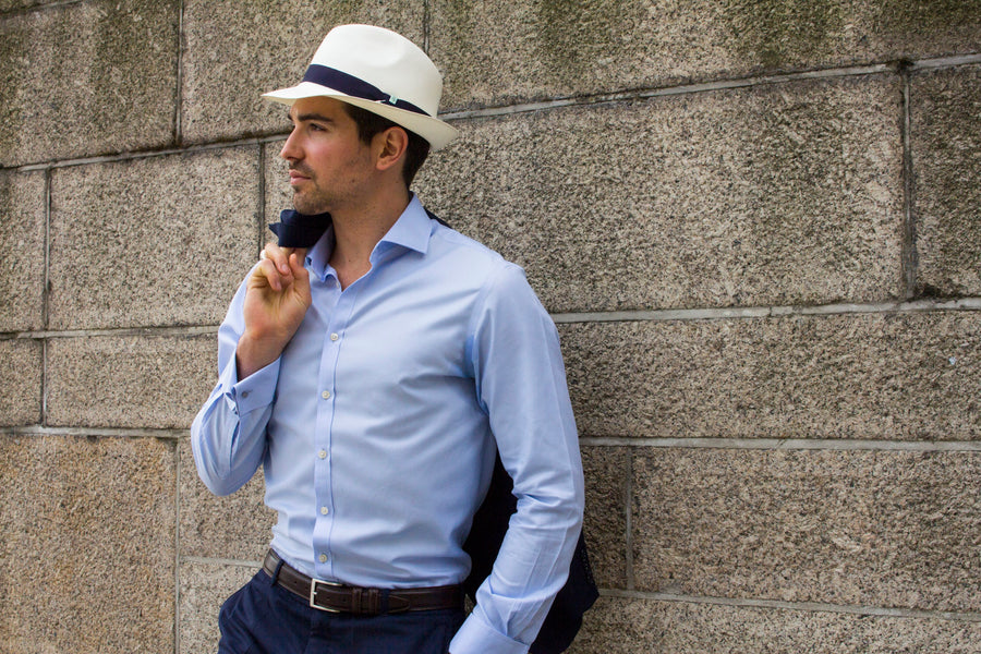 The Tom Smarte Guide to the Panama Hat