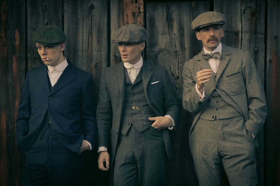 The Style of Peaky Blinders