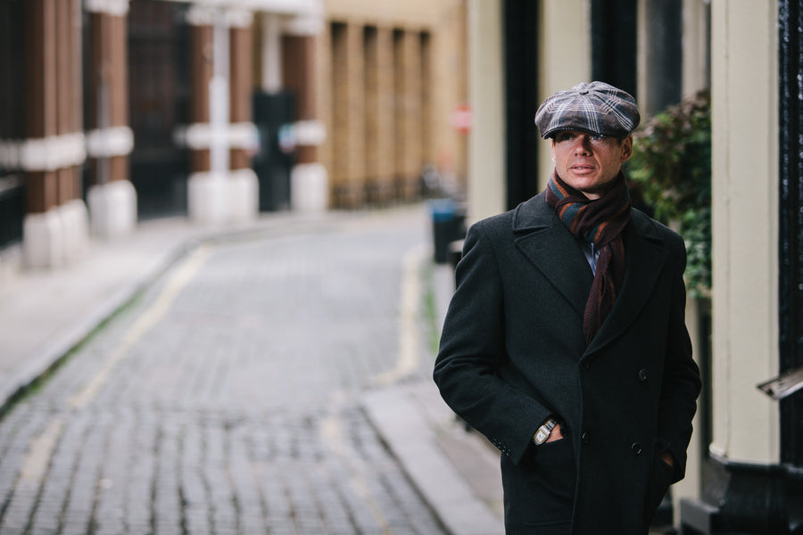 The Tom Smarte Guide to the Newsboy Cap