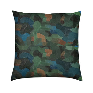 Brushed Twill Cushion, Brazil House