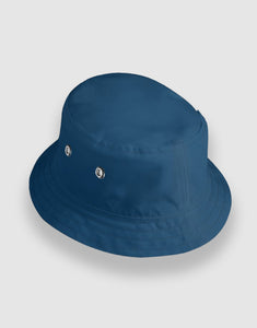 601 Reversible Waterproof Bucket Hat, Blue