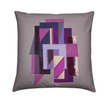 Load image into Gallery viewer, Brushed Twill Cushion, Collage 217