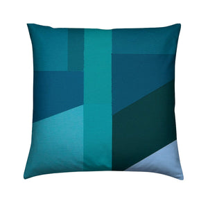 Brushed Twill Cushion, Colour House
