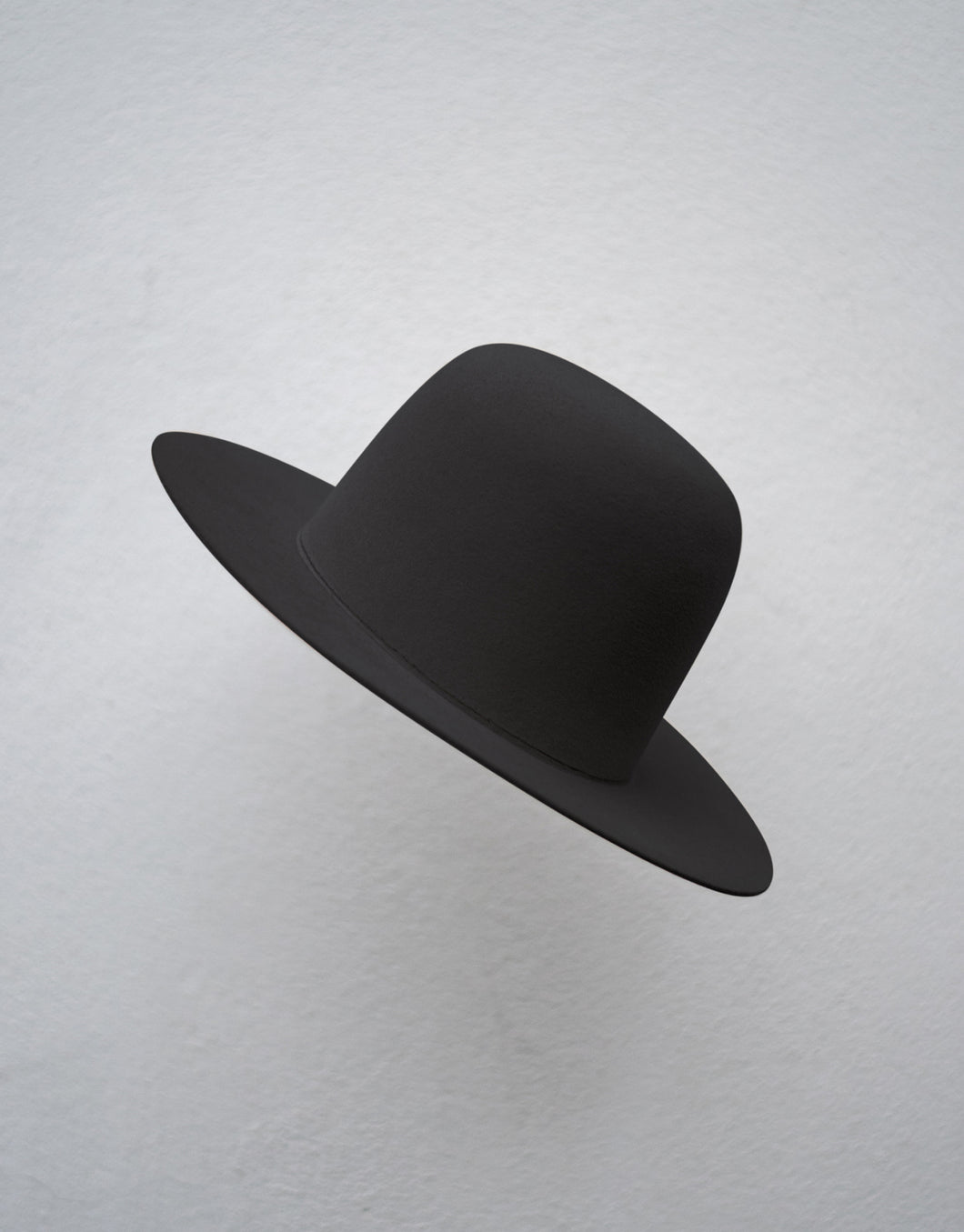 'HOWL' Open Crown Felt Fedora