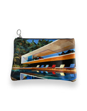 Load image into Gallery viewer, Leather Clutch Bag, Brazil House