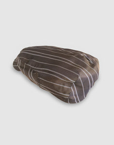 Silk 106 Flat Cap, Brown