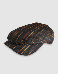 Silk 106 Flat Cap, Grey