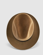 Load image into Gallery viewer, Rabbit Felt 361 Fedora, Biscuit