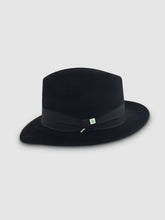 Load image into Gallery viewer, Rabbit Felt 361 Fedora, Black