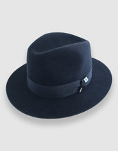 Load image into Gallery viewer, Merino Wool Felt 365 Fedora, Grey
