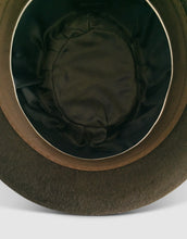 Load image into Gallery viewer, 401 Rabbit Felt Pork Pie Hat, Brown