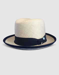 507 Panama Homburg, Natural