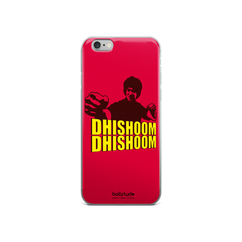 Dhishoom Dhishoom - Bollywood Phone Case