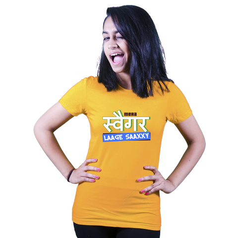 Bollywood Swagger T Shirt