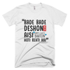 Bollywood T Shirt, Shah Rukh Khan, SRK, Kajol, DDLJ Dilwale Dulhaniya Le Jayenge, Bollywood gift, Bollywood dialog T shirt, Funny Bollywood apparel, Indian, T Shirt