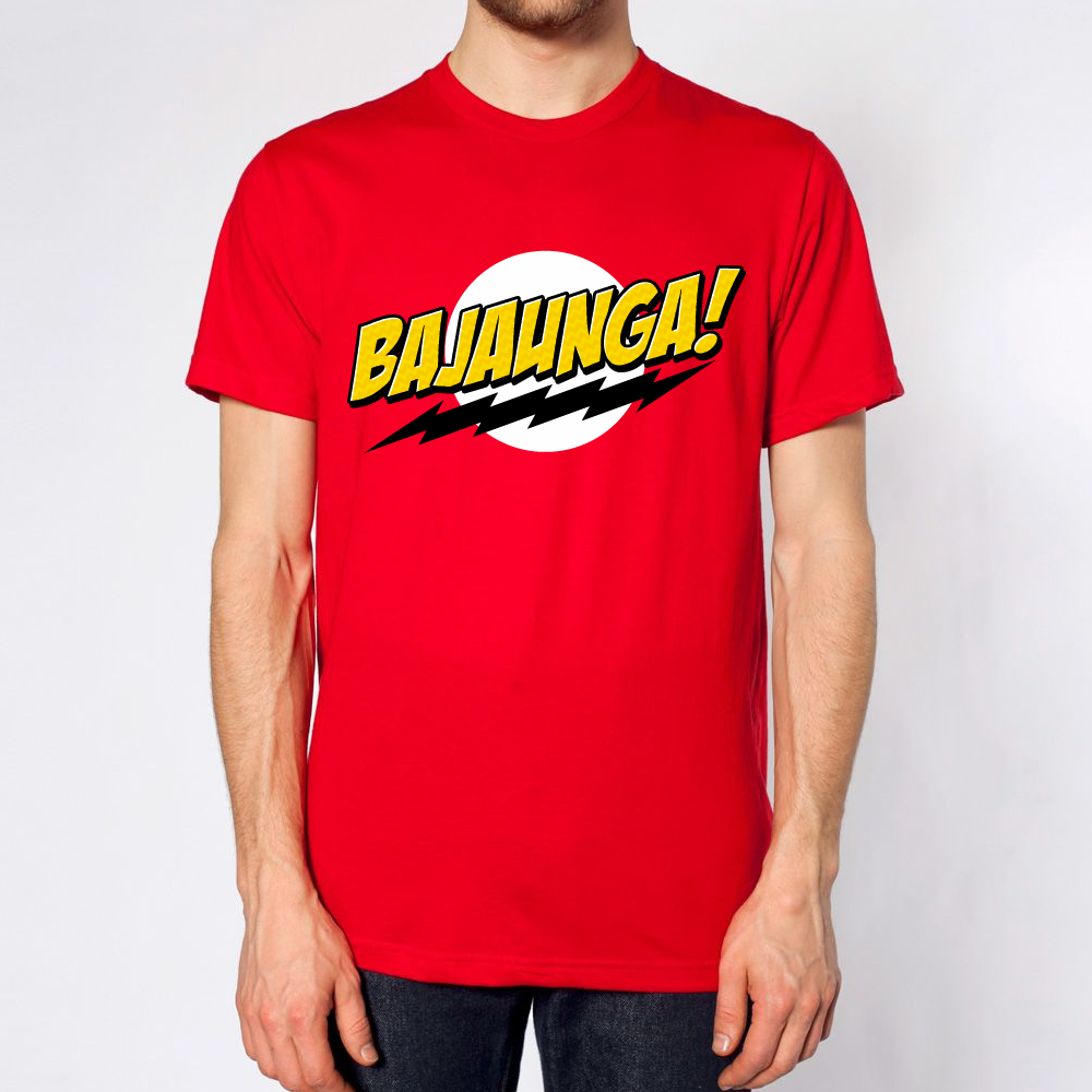 Bollywood fashion | Bollytude tshirt | Bazinga | Big Bang Theory