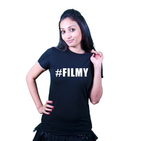 #FILMY - Bollywood T Shirt