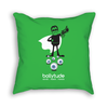 Crime Master Gogo Pillow - Green