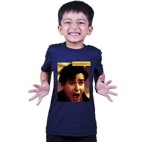Yahooo! - Bollywood Kids T Shirt