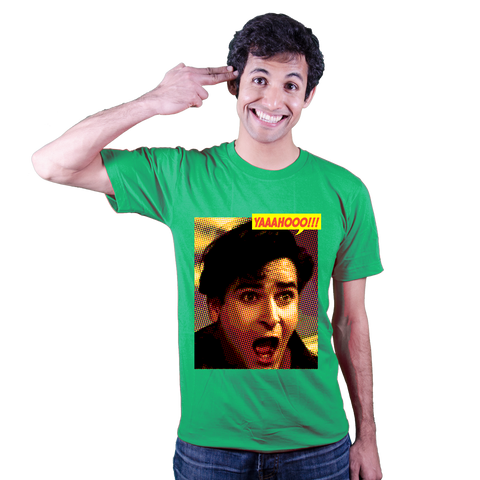 Yahooo! - Bollywood T shirt