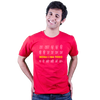 Bollywood T Shirt, Govinda, Karishma Kapoor, Cheesy, Cheezy, Funny, Humor, Cool, Desi, Indian, T Shirt