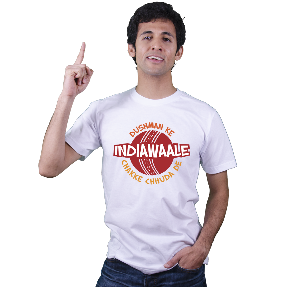 Bollytude | Bollywood t-shirt | Indiawaale | Happy New Year | Shah Rukh Khan