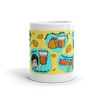 Bollywood Chai/Coffee Mug featuring - Aamir Khan, Salman Khan and all other Chai references. A great Gift for Bollywood, Chai or Coffee lovers.