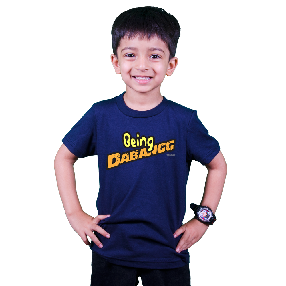 Kids Bollywood t-shirt | Salman Khan | Being Human | Dabangg