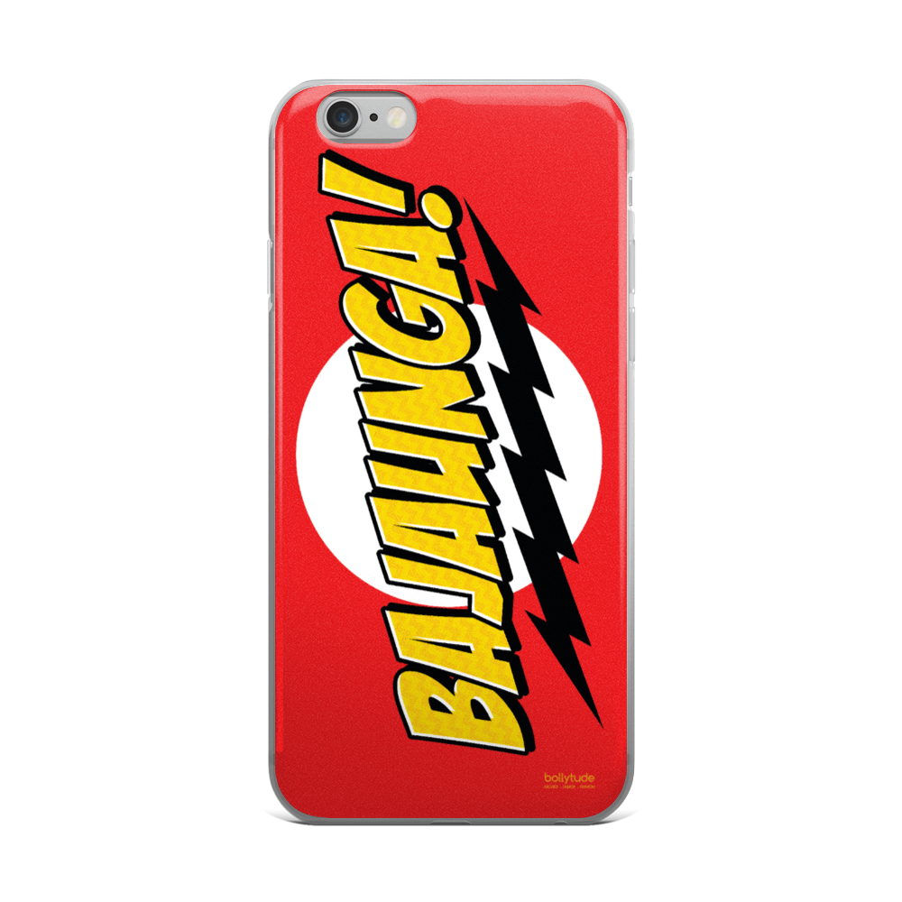 Bollywood Phone Case/Cover, iPhone cover, Bazinga, bg Bang Theory, Sheldon Cooper, TV show