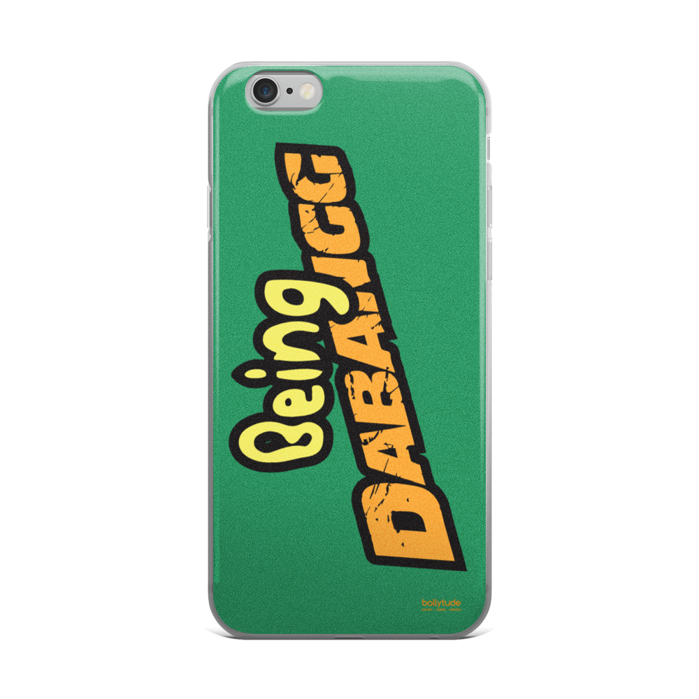 Bollywood Phone Case/Cover, iPhone cover, Salman Khan,  Dabangg